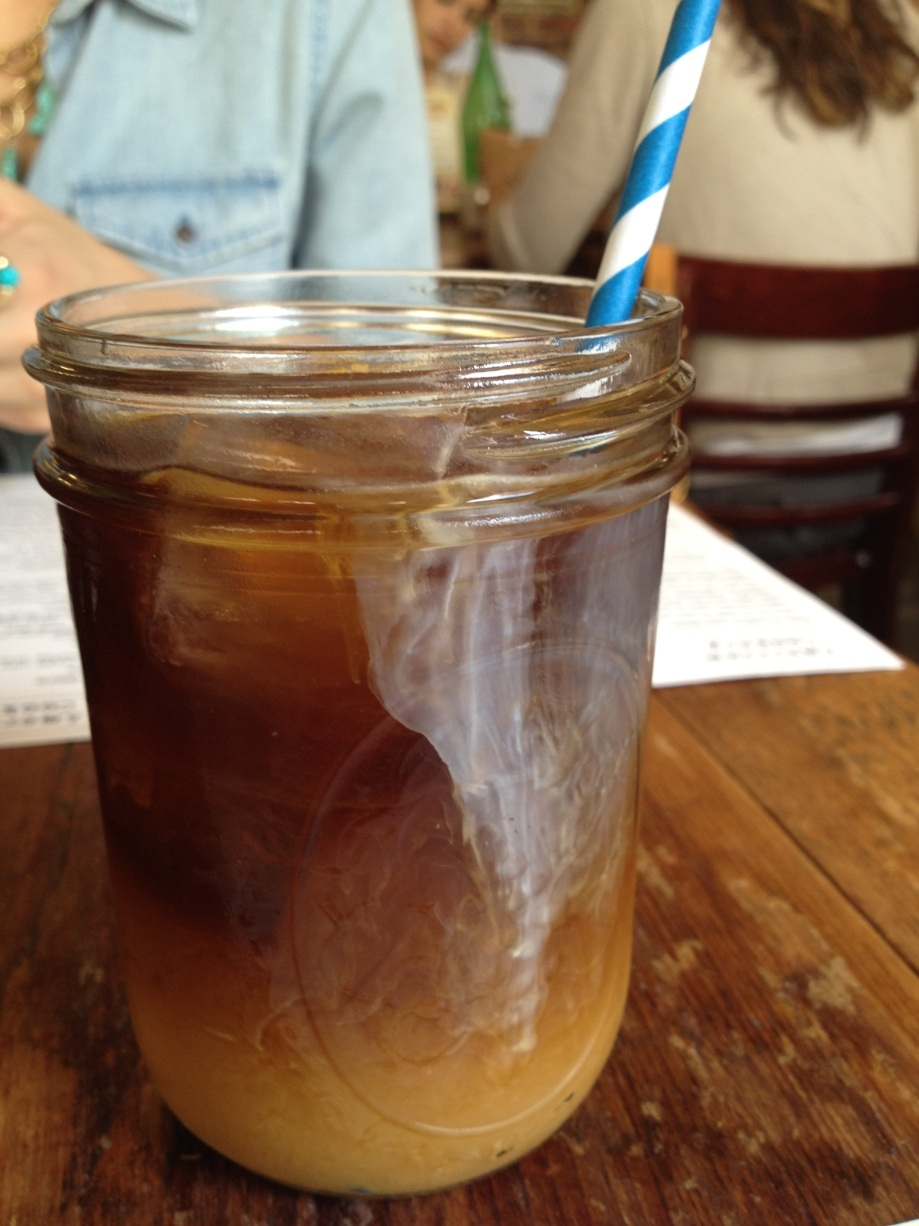 An Ode to Iced Coffee