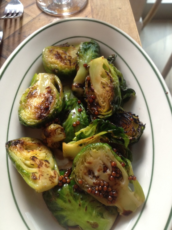 brussels sprouts rosemarys